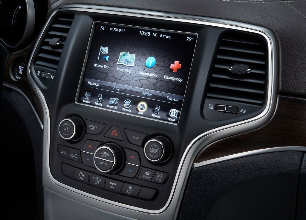 2014 Jeep Grand Cherokee Diesel Feature (View 3 of 8)