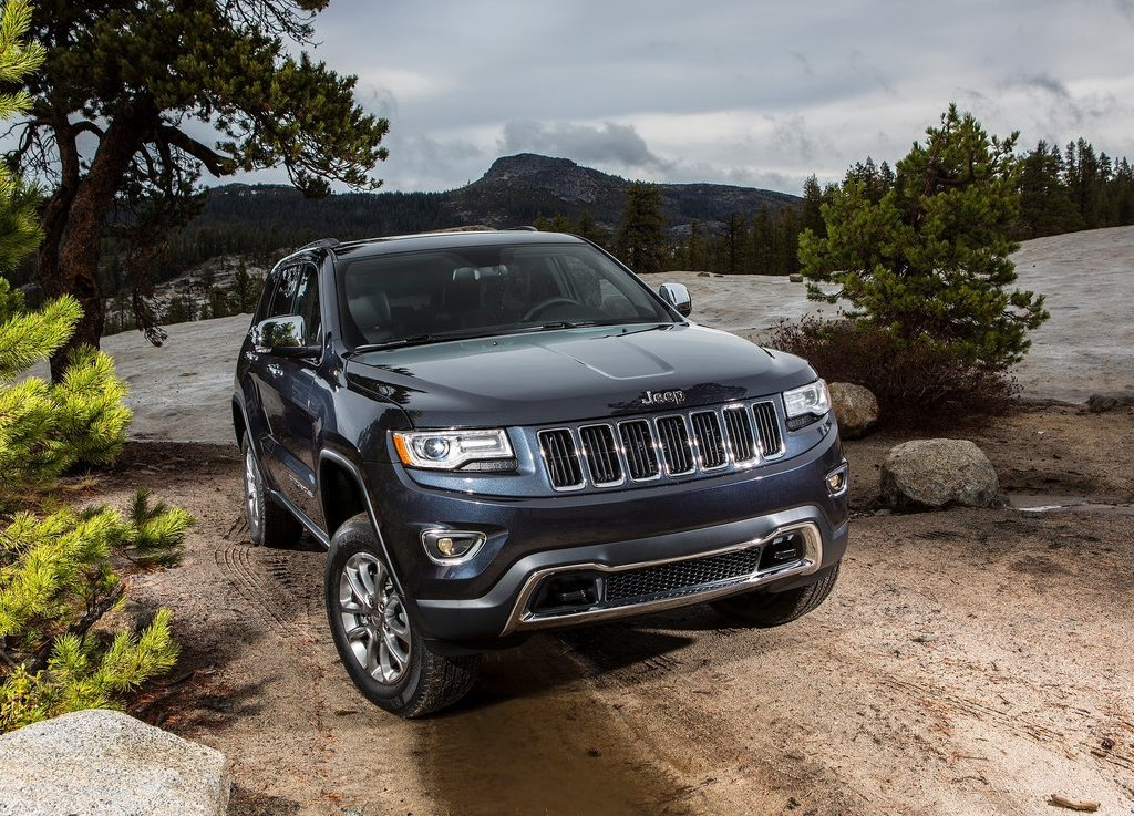 2014 Jeep Grand Cherokee Diesel Front (View 4 of 8)