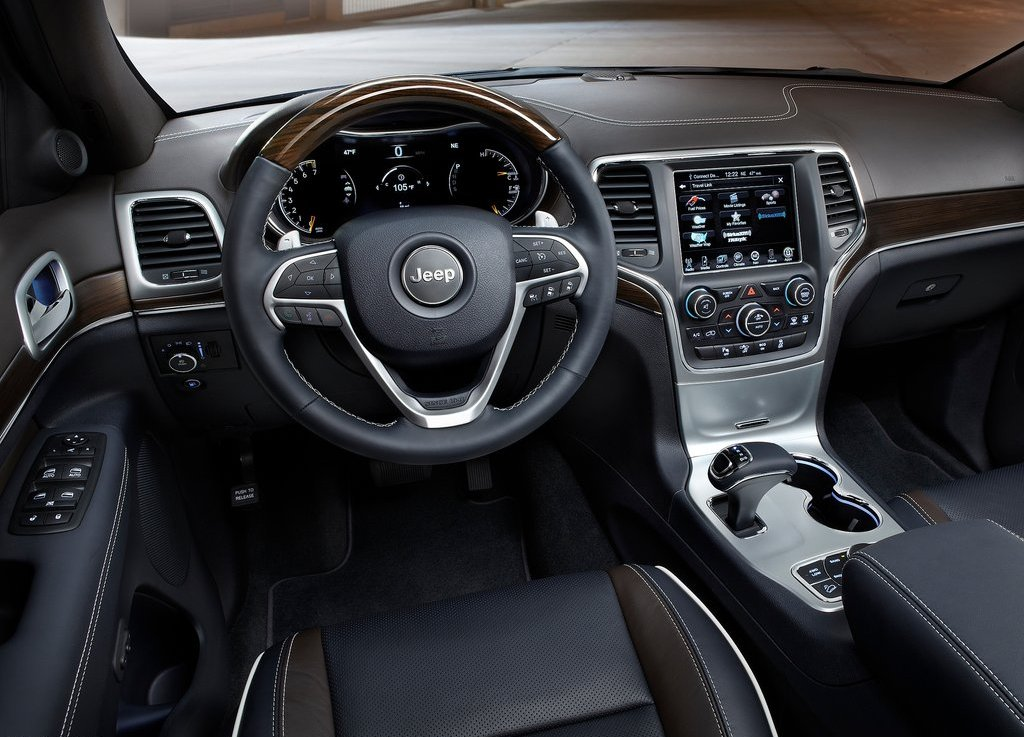 2014 Jeep Grand Cherokee Diesel Interior (View 5 of 8)