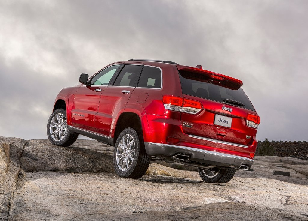 2014 Jeep Grand Cherokee Diesel Rear (View 6 of 8)