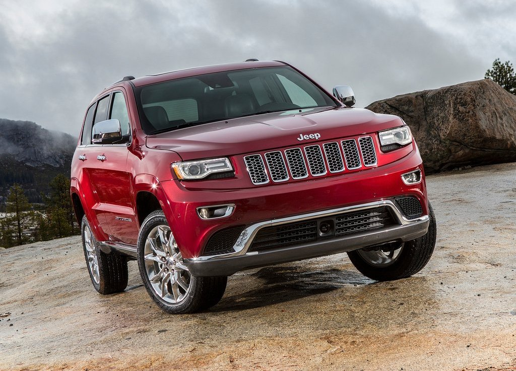 2014 Jeep Grand Cherokee Diesel (View 1 of 8)