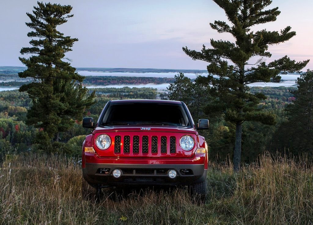 2014 Jeep Patriot Front (View 1 of 6)