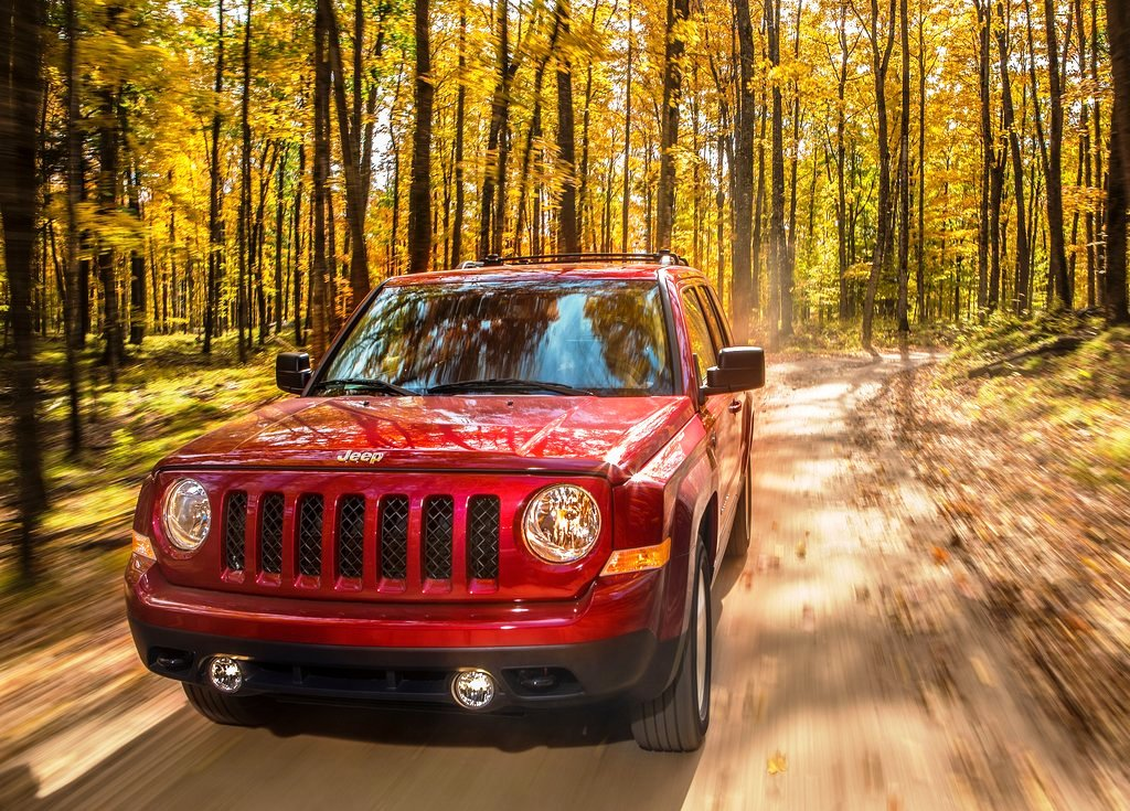 2014 Jeep Patriot Picture (View 2 of 6)