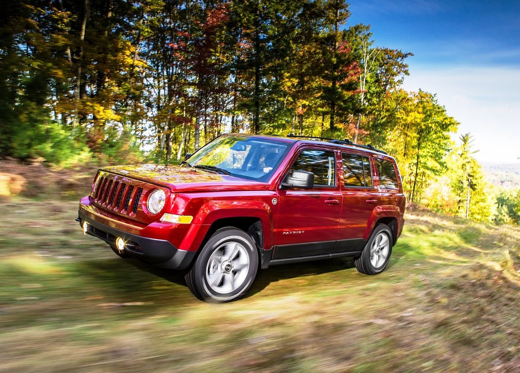 2014 Jeep Patriot Wallpaper (View 5 of 6)