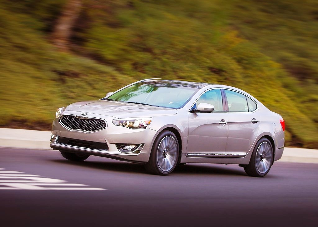 2014 Kia Cadenza Picture (View 5 of 8)