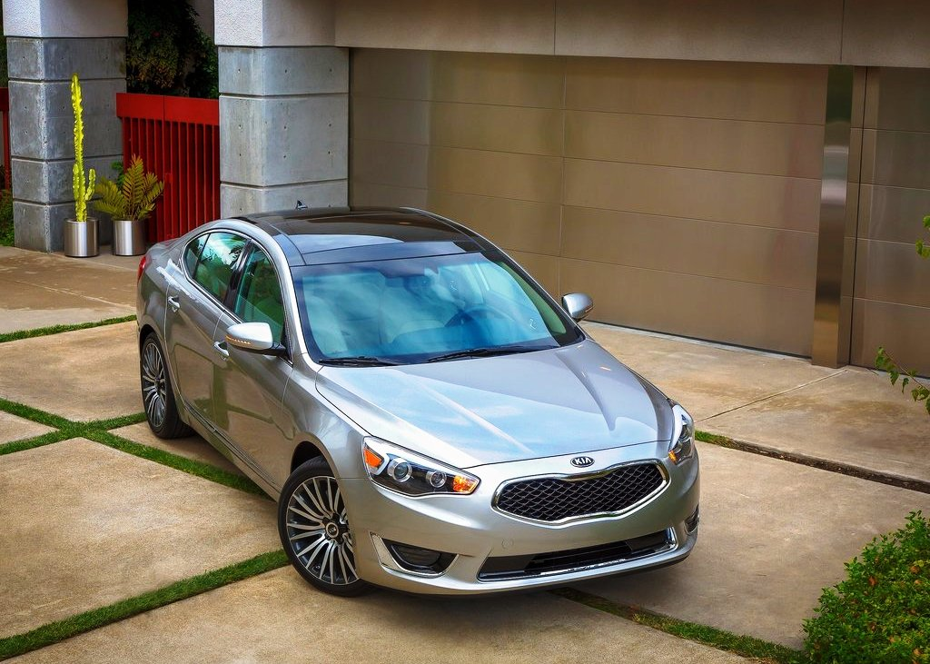 2014 Kia Cadenza Review Pictures Gallery (8 Images)