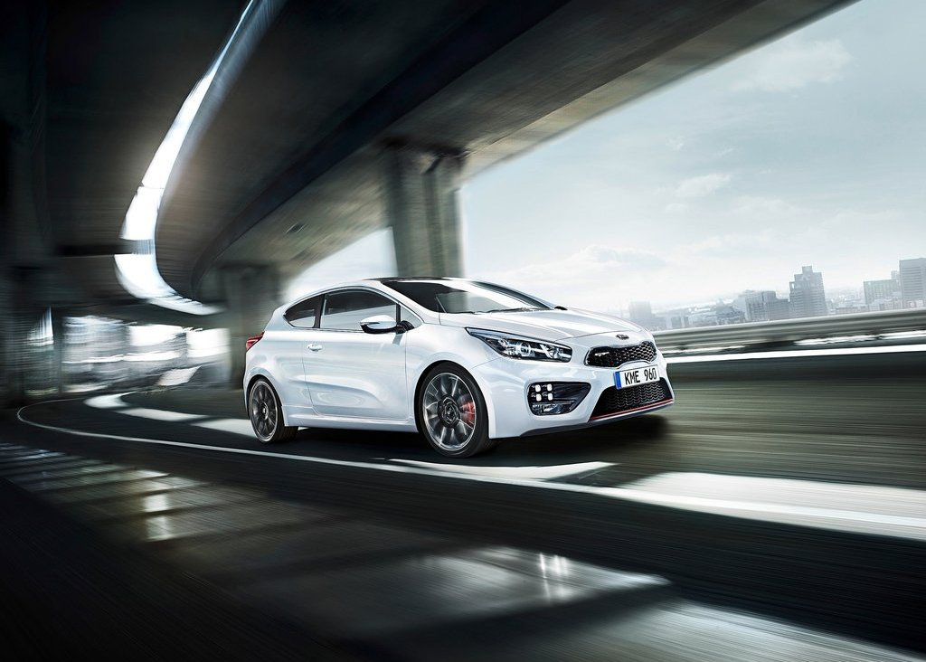 2014 Kia Pro Ceed Gt Wallpaper (View 5 of 7)