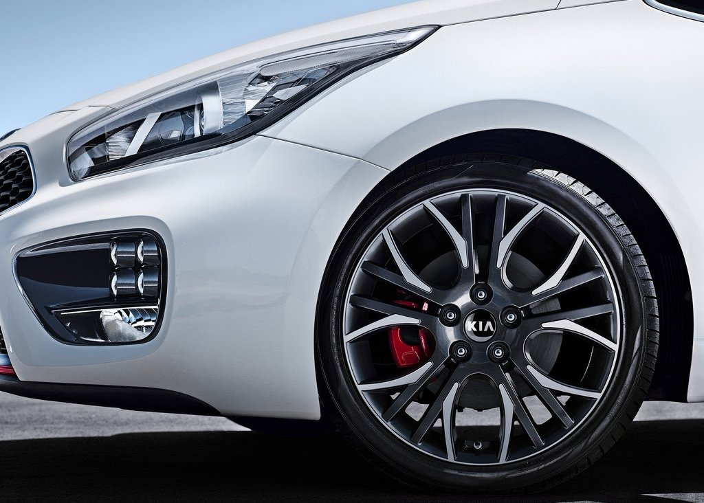 2014 Kia Pro Ceed Gt Wheels (View 6 of 7)