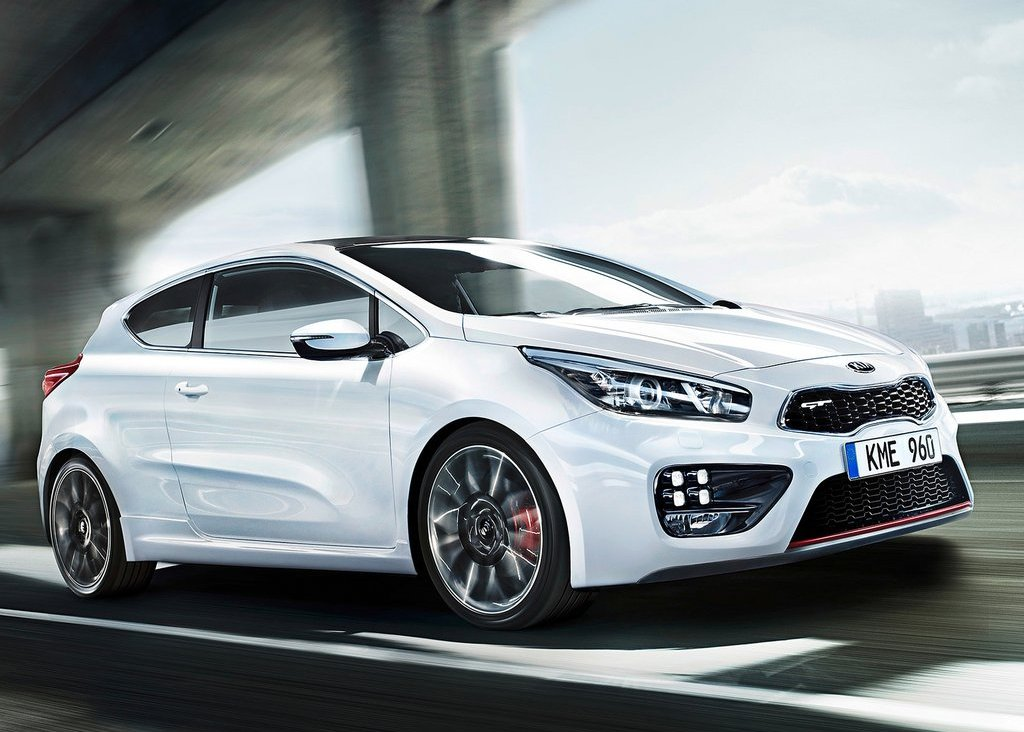 Featured Image of 2014 Kia Pro Ceed GT