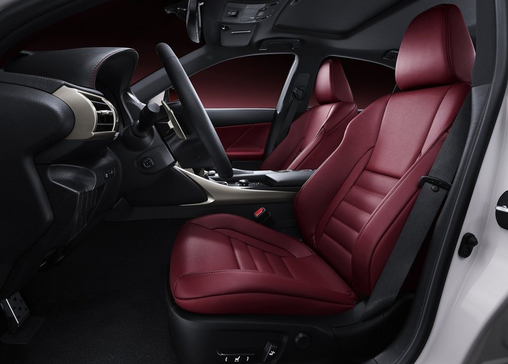 2014 Lexus Is Inside (Photo 4 of 8)