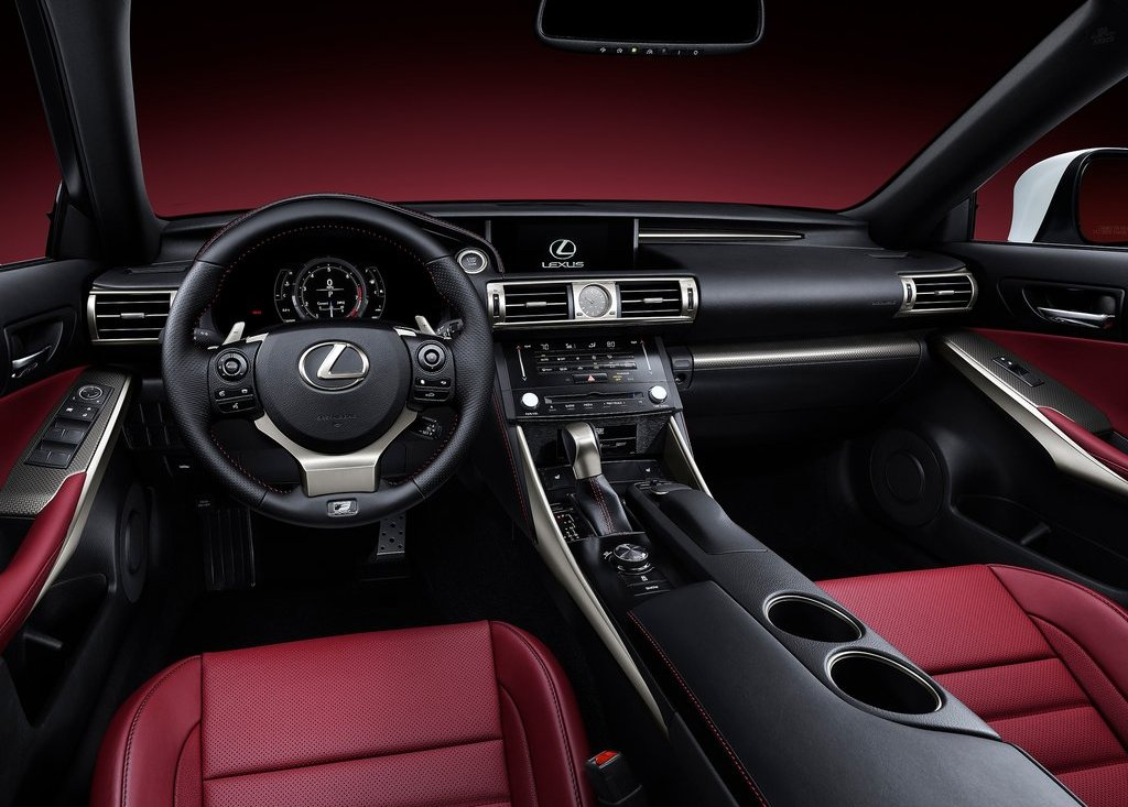 2014 Lexus Is Interior (Photo 5 of 8)