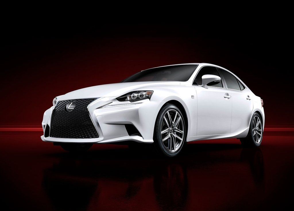 2014 Lexus Is Picture (Photo 6 of 8)