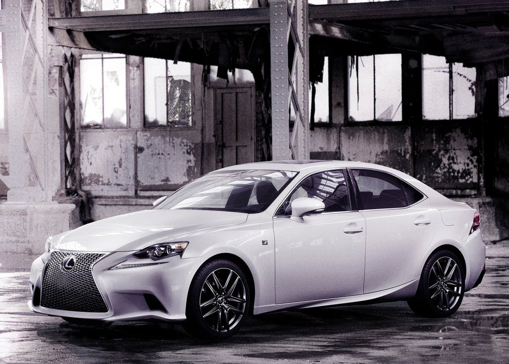 Featured Image of 2014 Lexus IS At Detroit Auto Show
