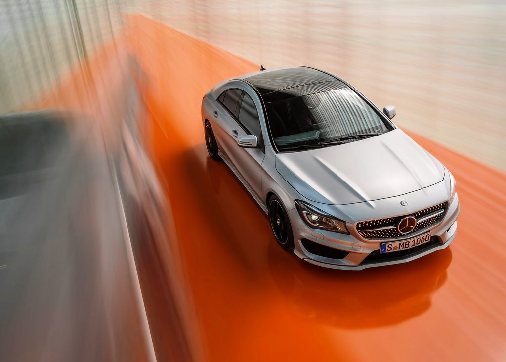 Featured Image of 2014 Mercedes Benz CLA Class Price Review