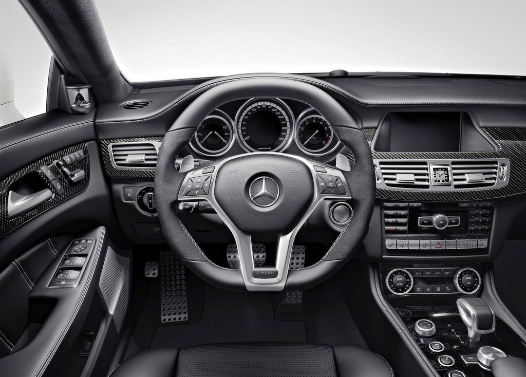 2014 Mercedes Benz Cls63 Amg S Model Interior (Photo 4 of 8)