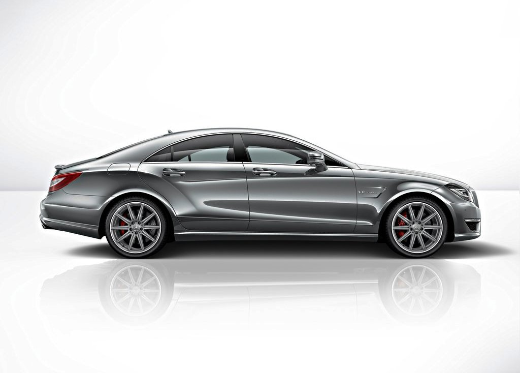 2014 Mercedes Benz Cls63 Amg S Model Side (Photo 7 of 8)