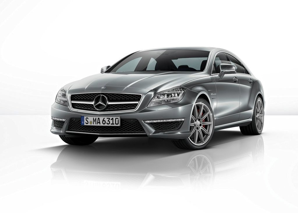 2014 Mercedes Benz Cls63 Amg S Model Wallpaper (Photo 8 of 8)