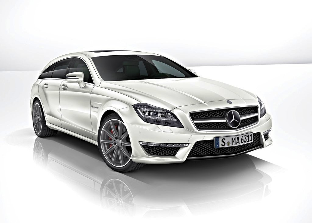 2014 Mercedes-Benz CLS63 AMG S-Model Pictures Gallery (8 Images)