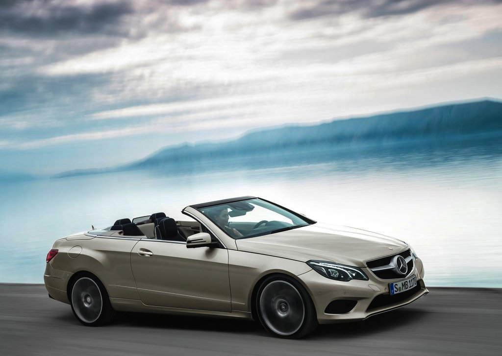2014 Mercedes Benz E Class Cabriolet Pictures (Photo 5 of 8)