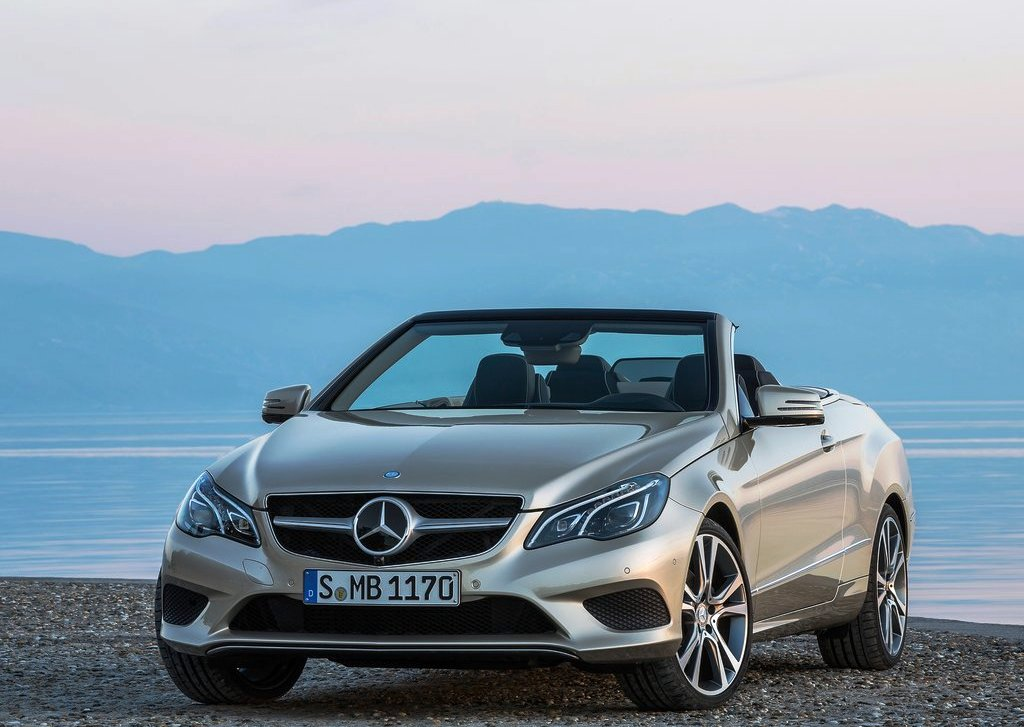 Featured Image of 2014 Mercedes Benz E Class Cabriolet Review