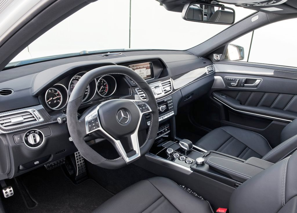 2014 Mercedes Benz E63 Amg Estate Interior (Photo 3 of 8)