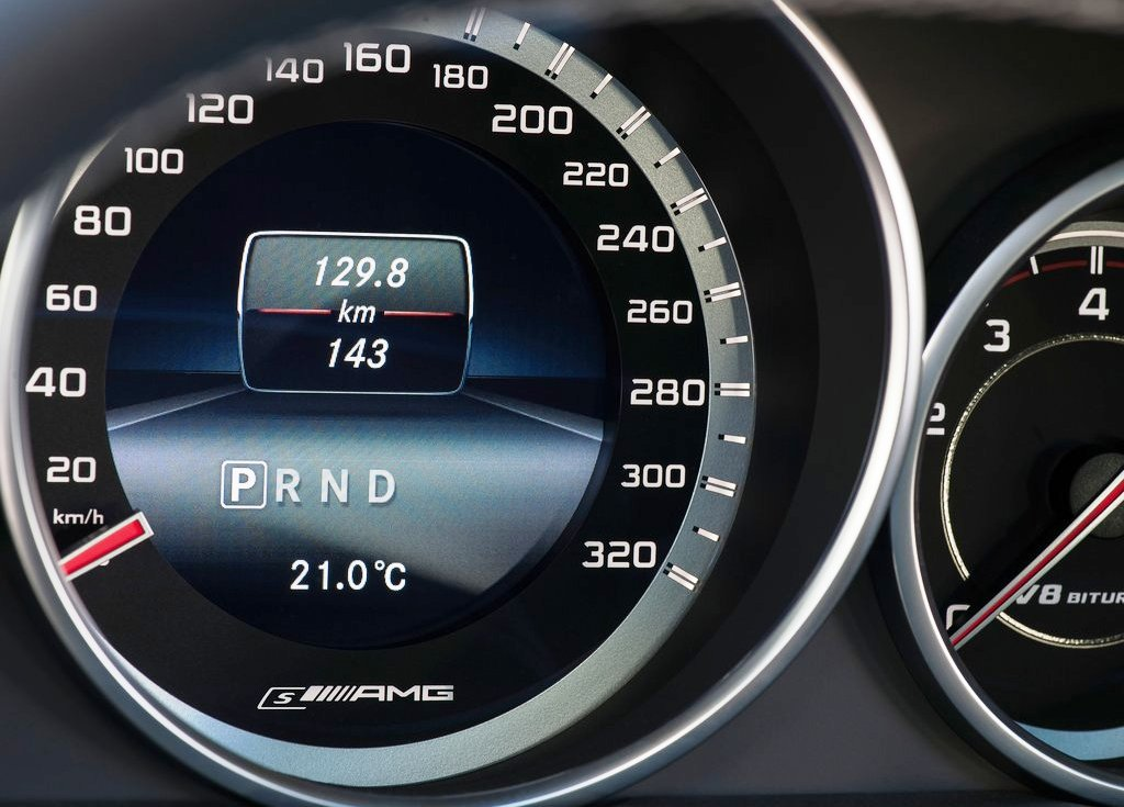 2014 Mercedes Benz E63 Amg Estate Speedmeter (Photo 6 of 8)