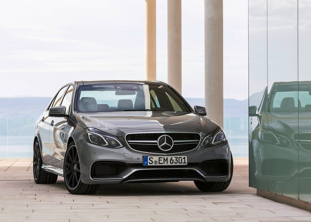 2014 Mercedes-Benz E63 AMG Saloon Pictures Gallery (5 Images)