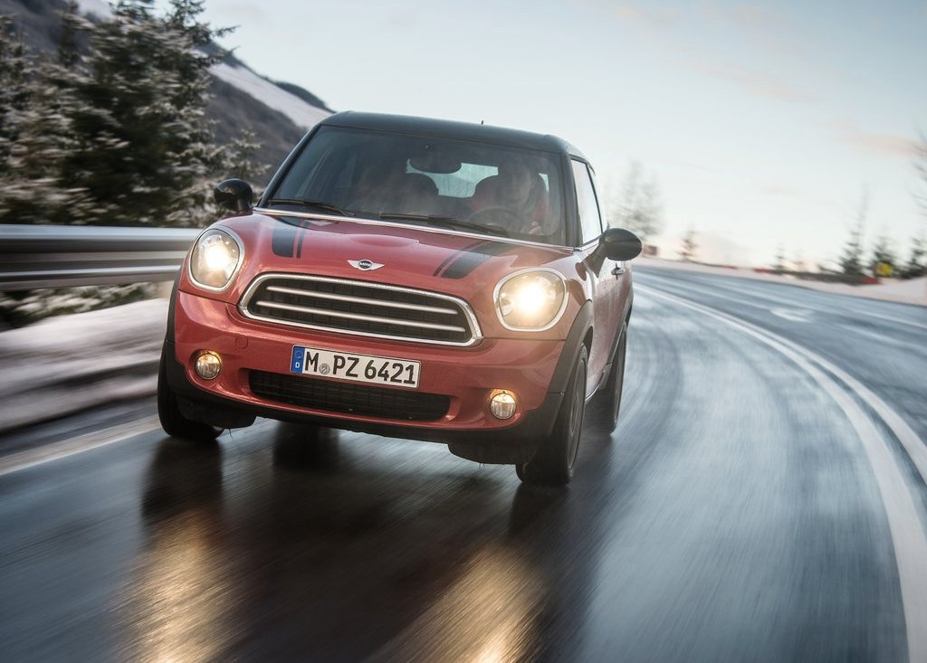 2014 Mini Paceman All4 Picture (Photo 4 of 6)
