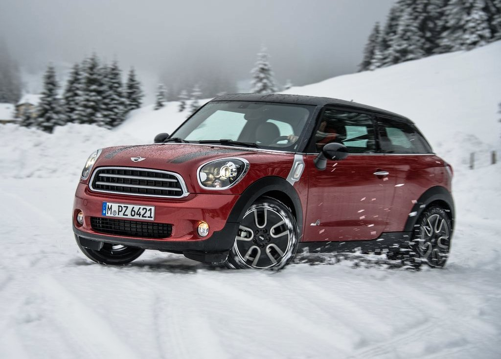 2014 Mini Paceman All4 Wallpaper (Photo 6 of 6)