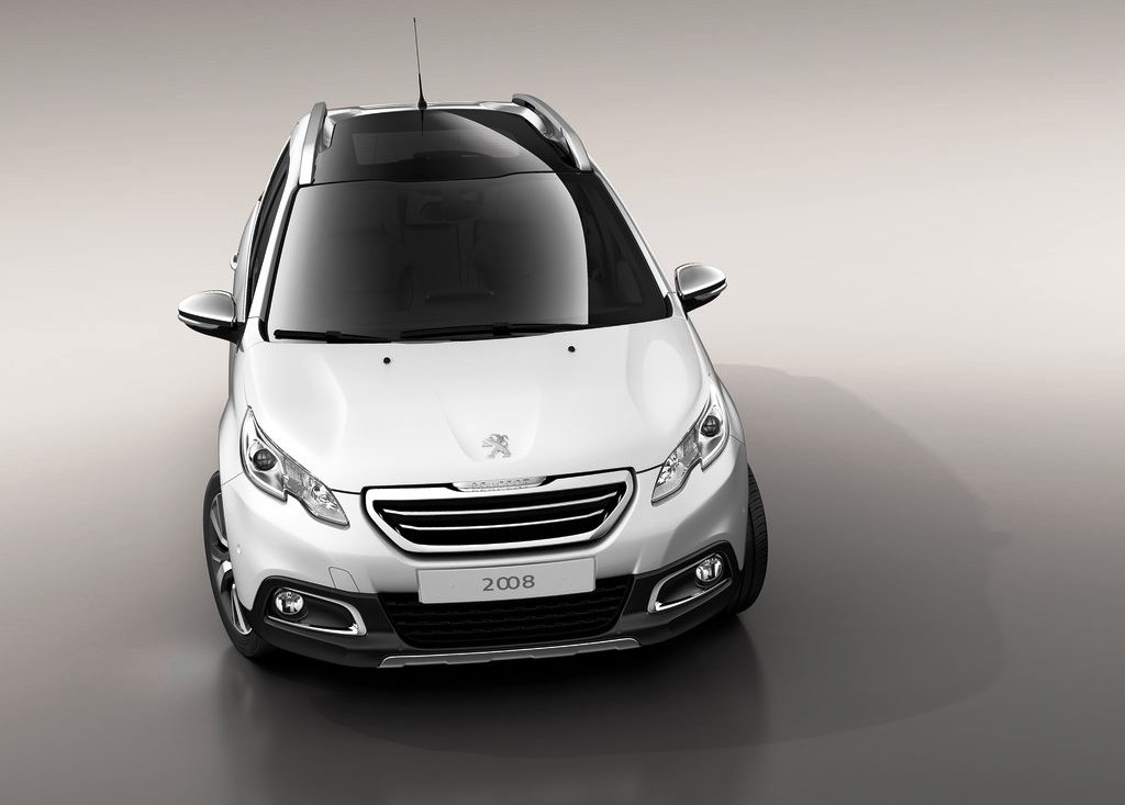 2014 Peugeot 2008 Pictures (Photo 2 of 4)