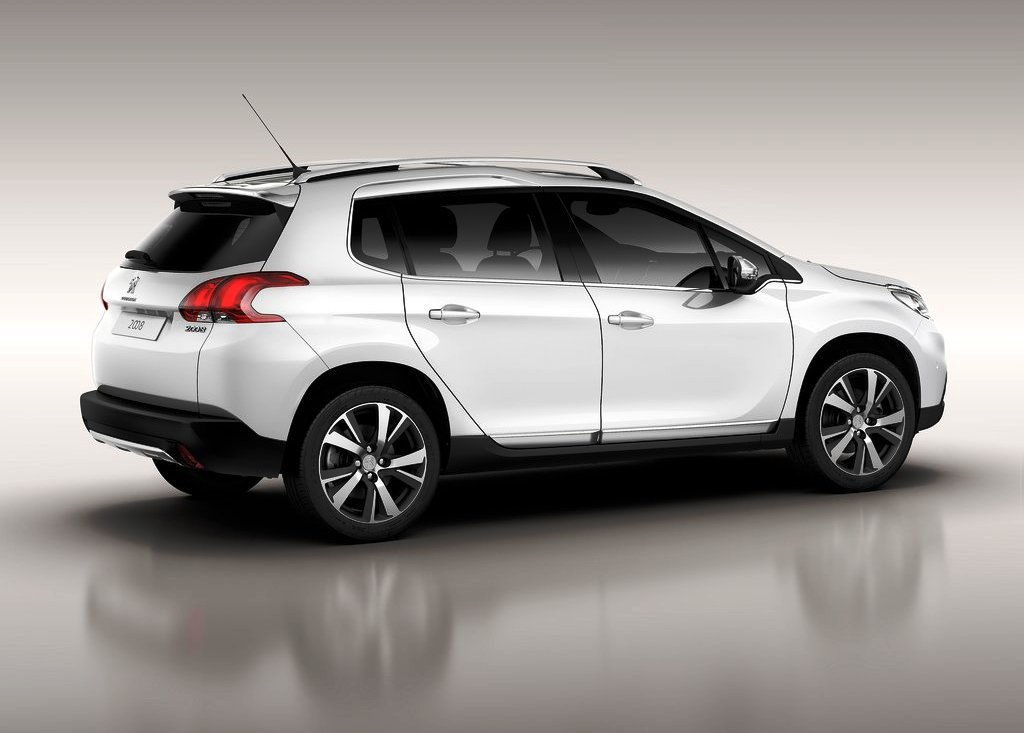 2014 Peugeot 2008 Side View (Photo 4 of 4)