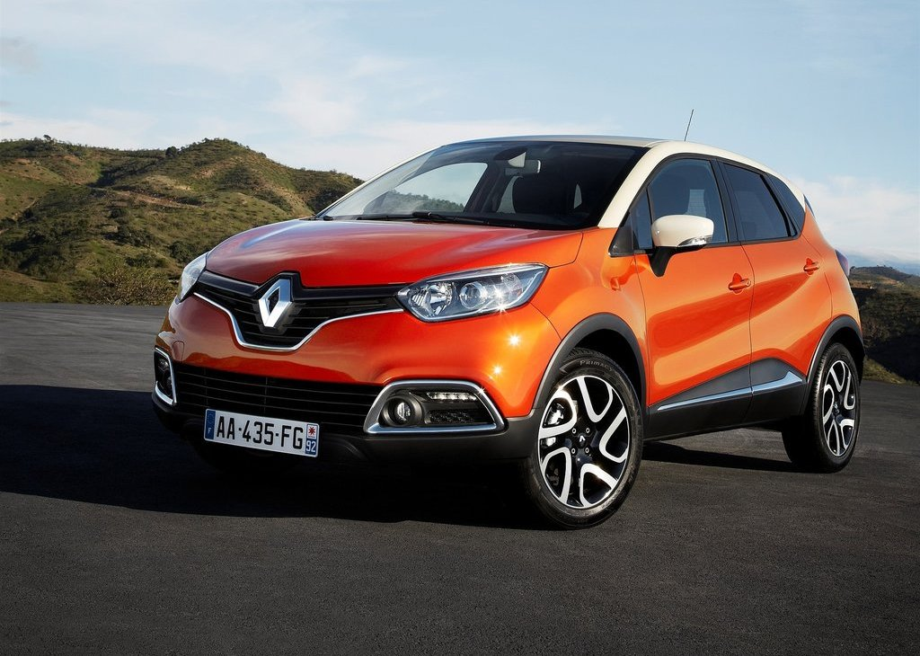 2014 Renault Captur Picture (View 4 of 7)