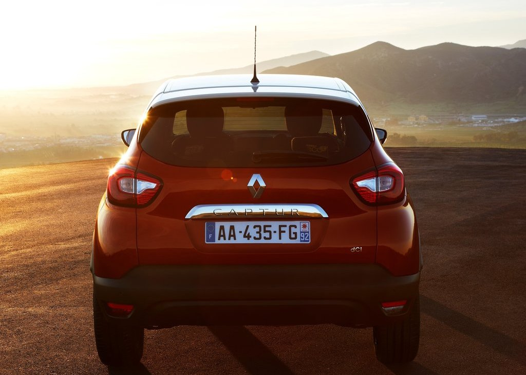 2014 Renault Captur Rear (Photo 6 of 7)