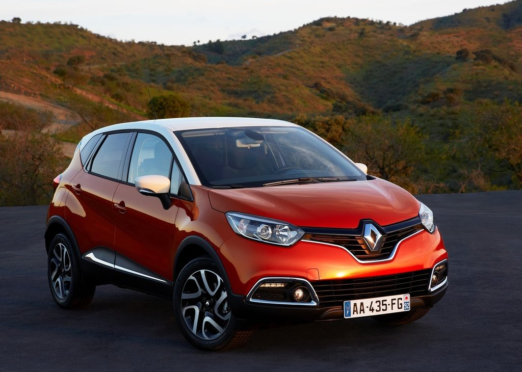 Featured Image of 2014 Renault Captur Review