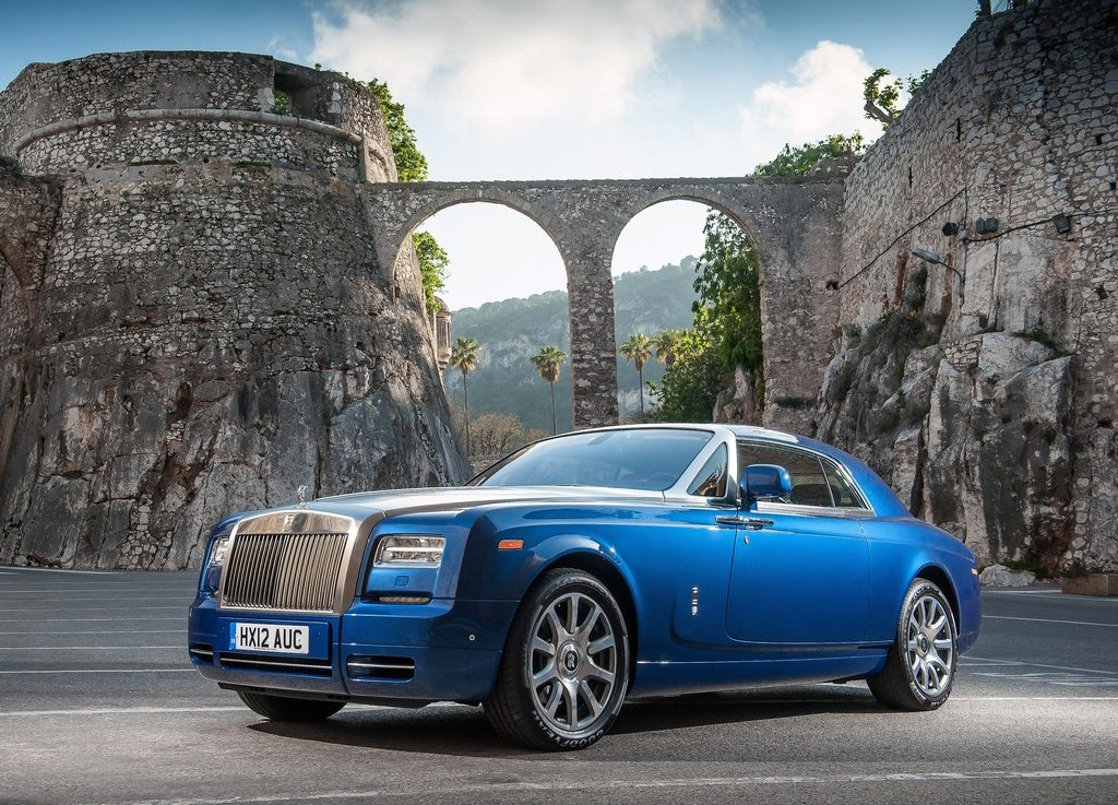 2014 Rolls Royce Phantom Coupe Exterior (Photo 2 of 7)