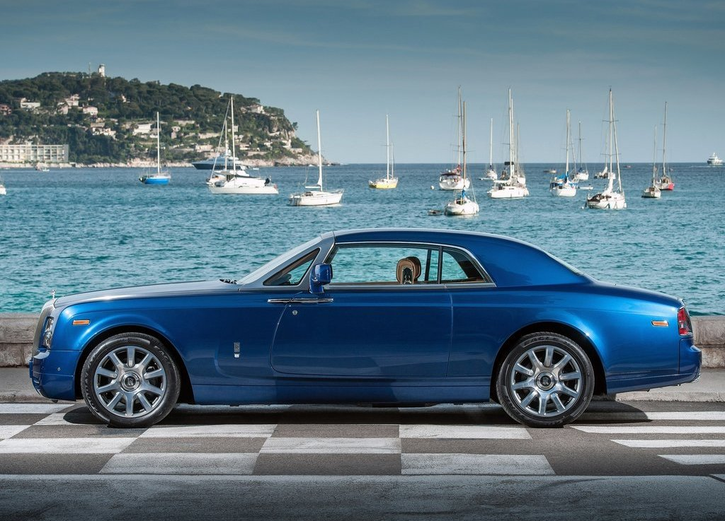 2014 Rolls Royce Phantom Coupe Side (Photo 4 of 7)