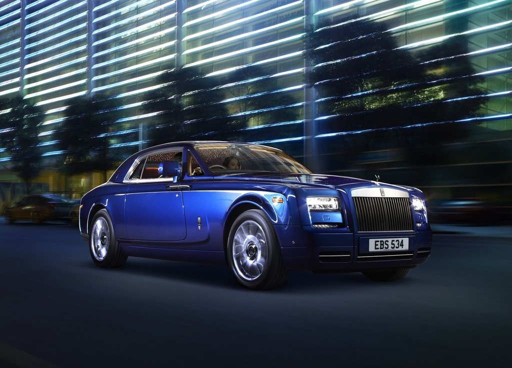 2014 Rolls Royce Phantom Coupe Wallpaper (Photo 6 of 7)