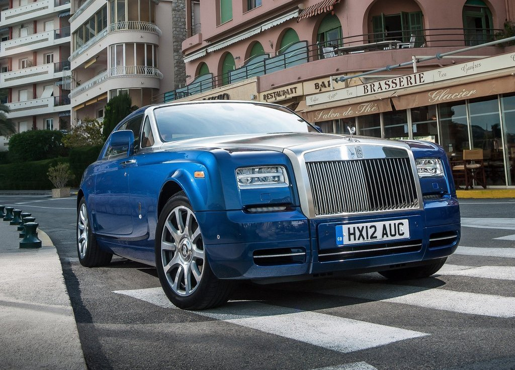 Featured Image of Rolls Royce Phantom Coupe (2014)