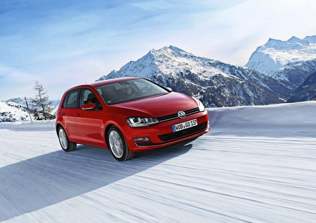 2014 Volkswagen Golf 4motion Wallpaper (Photo 8 of 8)