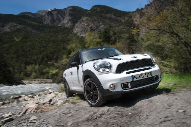 Mini All4 Countryman Wallpaper (Photo 7 of 7)