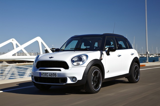 Featured Image of MINI ALL4 Countryman