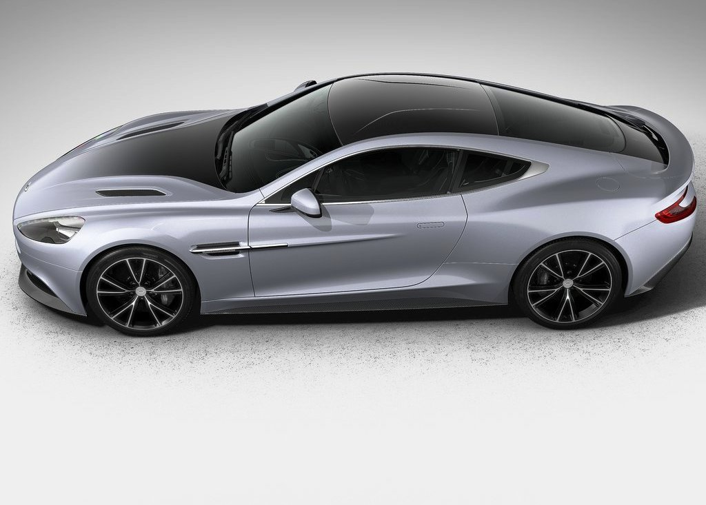 2013 Aston Martin Vanquish Centenary Edition (View 2 of 4)