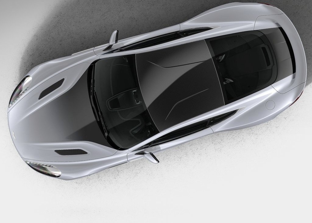 2013 Aston Martin Vanquish Centenary Concept (View 1 of 4)