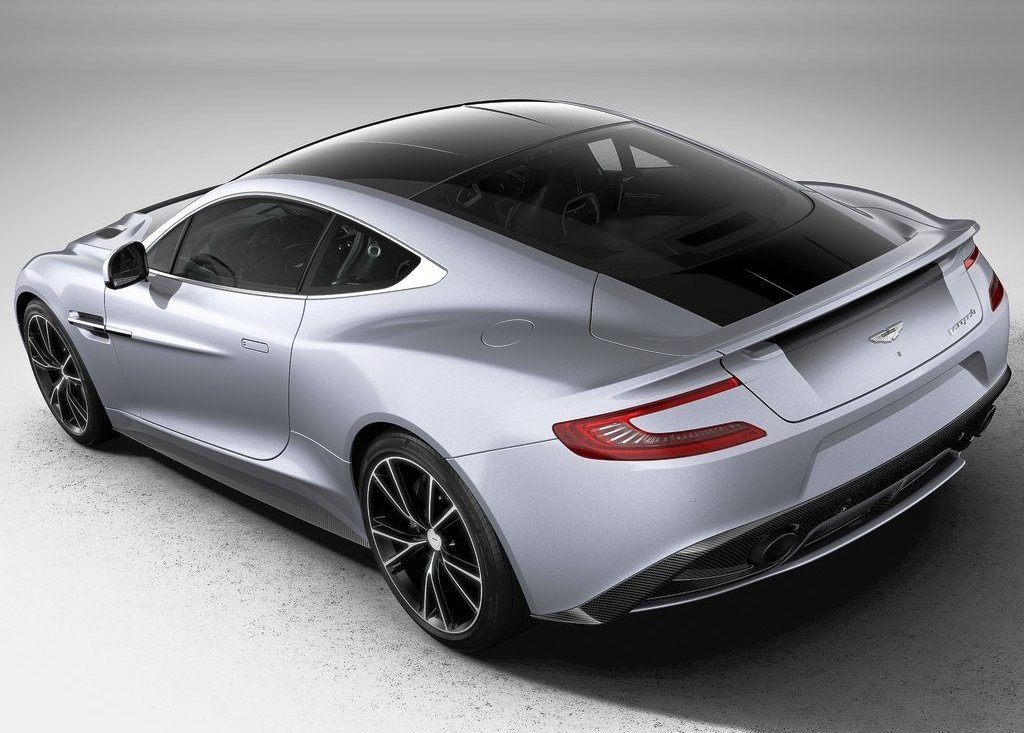 2013 Aston Martin Vanquish Centenary Exterior Design (View 3 of 4)