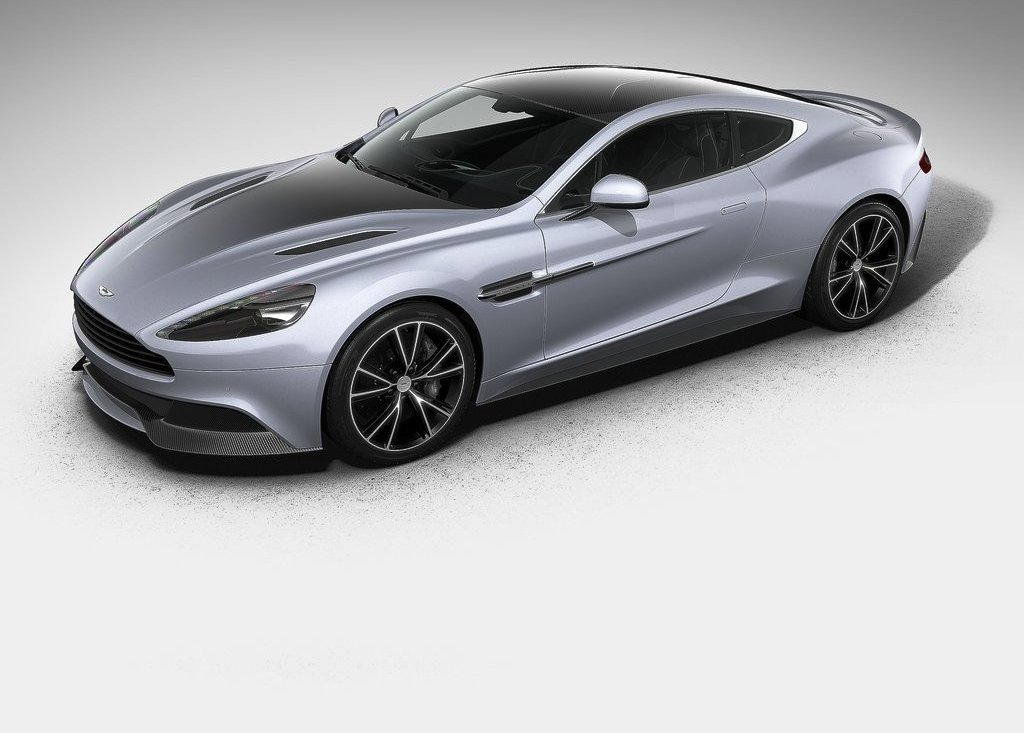 2013 Aston Martin Vanquish Centenary Edition Pictures Gallery (4 Images)