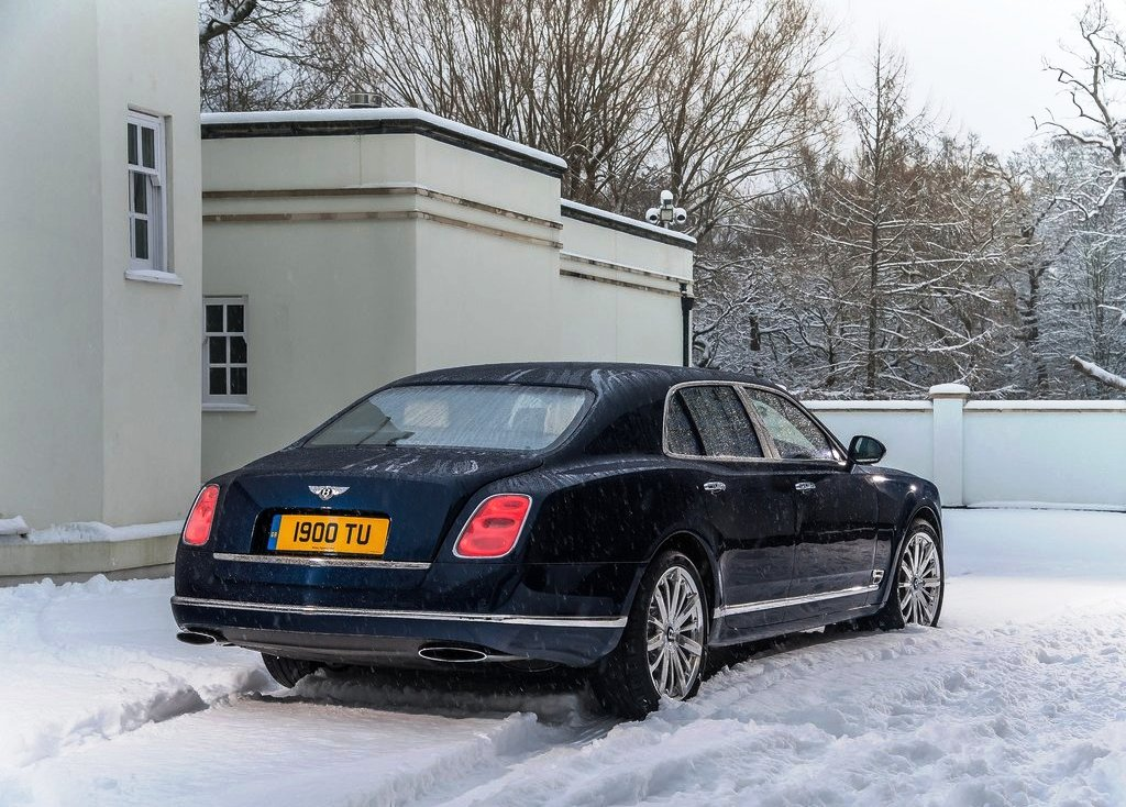 2013 Bentley Mulsanne Exterior Design (Photo 2 of 5)