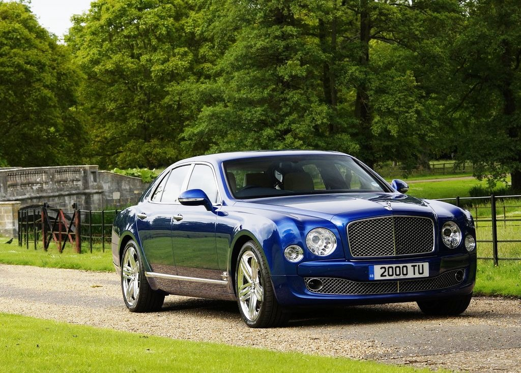 2013 Bentley Mulsanne Wallpaper (Photo 5 of 5)