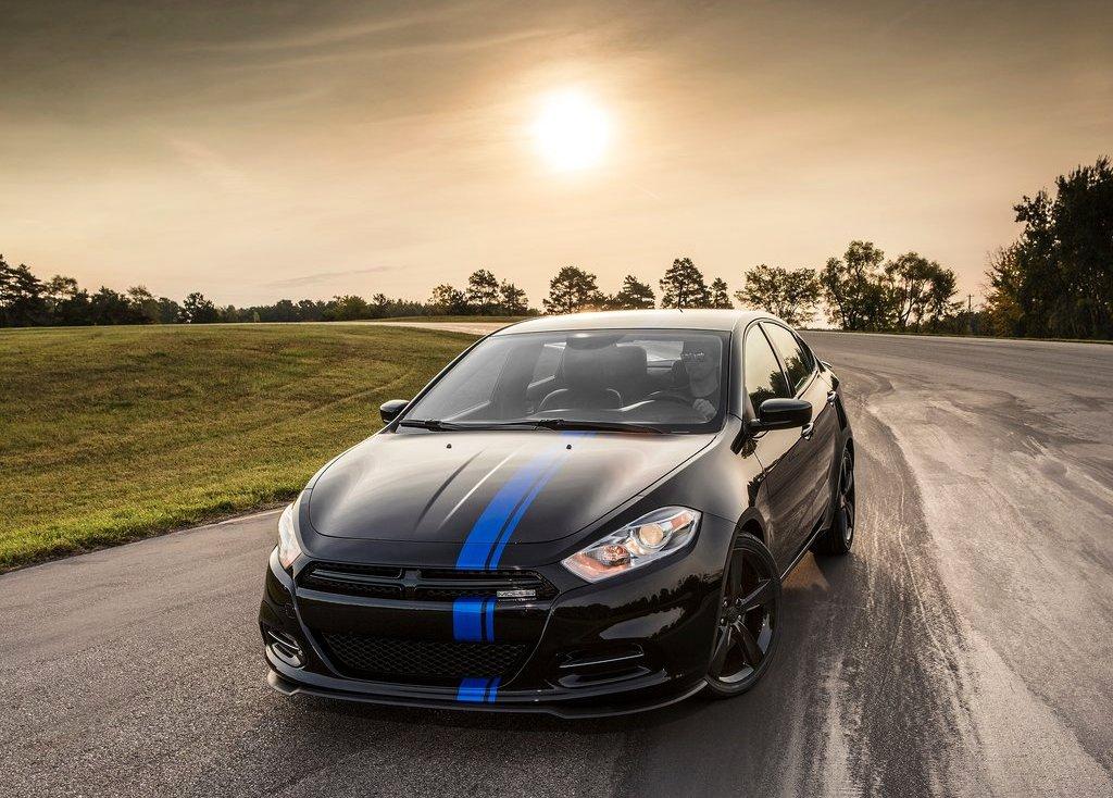 Featured Image of Dodge Dart Mopar (2013)
