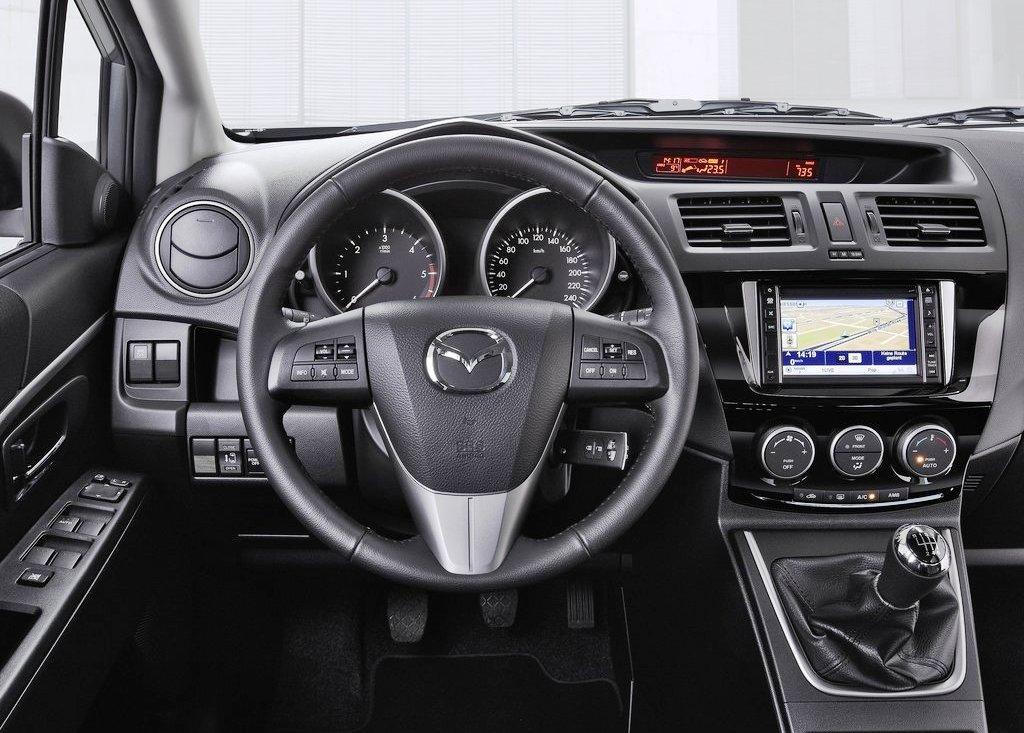 2013 Mazda 5 Interior (View 3 of 7)