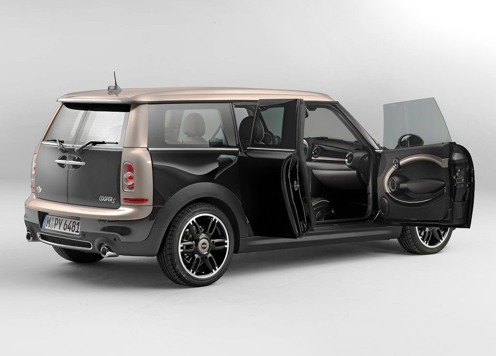 2013 Mini Clubman Bond Street Exterior (Photo 3 of 7)